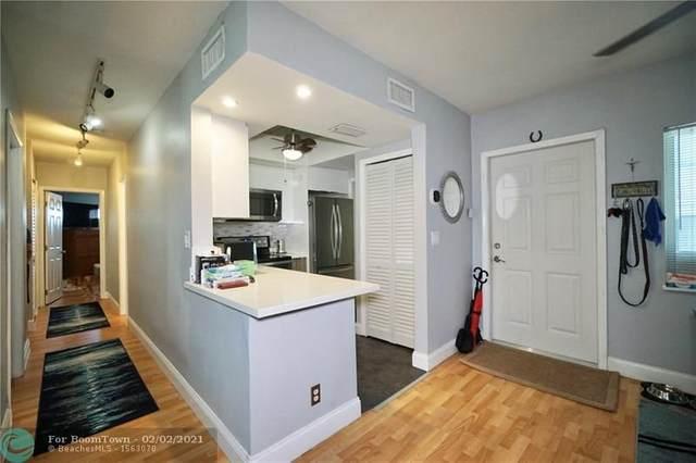 1535 SE 15th St #203, Fort Lauderdale, FL 33316 (MLS #F10261939) :: Green Realty Properties