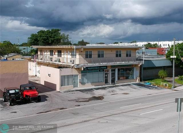 424 S Dixie Hwy, Hollywood, FL 33020 (#F10261940) :: Signature International Real Estate