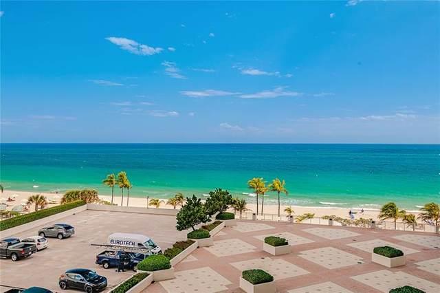 3500 Galt Ocean Dr #510, Fort Lauderdale, FL 33308 (#F10262201) :: The Rizzuto Woodman Team