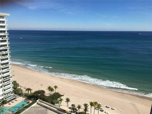 3500 Galt Ocean Dr #1714, Fort Lauderdale, FL 33308 (#F10262202) :: The Rizzuto Woodman Team