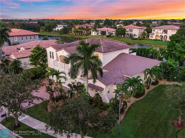 7789 NW 113th Way, Parkland, FL 33076 (MLS #F10262421) :: THE BANNON GROUP at RE/MAX CONSULTANTS REALTY I