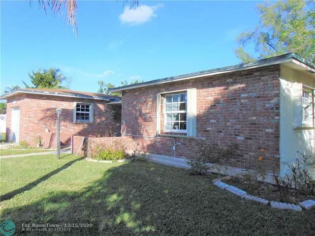 6502 SW 7th Pl, North Lauderdale, FL 33068 (MLS #F10262501) :: THE BANNON GROUP at RE/MAX CONSULTANTS REALTY I