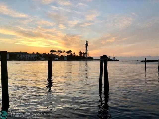 2508 Bay Dr 305/306, Pompano Beach, FL 33062 (MLS #F10262587) :: Green Realty Properties