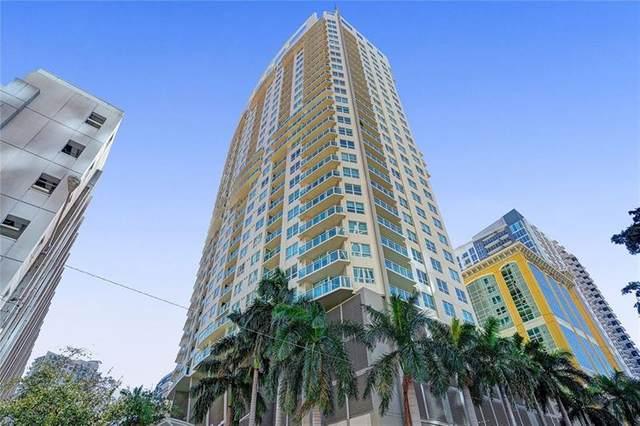 350 SE 2nd St #980, Fort Lauderdale, FL 33301 (#F10262592) :: Ryan Jennings Group
