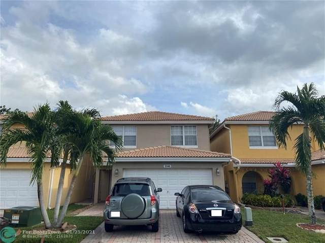 3346 Blue Fin Dr, West Palm Beach, FL 33411 (MLS #F10262612) :: THE BANNON GROUP at RE/MAX CONSULTANTS REALTY I