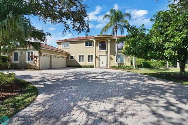 6015 NW 100th Way, Parkland, FL 33076 (MLS #F10262653) :: THE BANNON GROUP at RE/MAX CONSULTANTS REALTY I