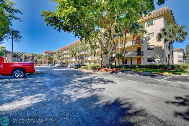 4975 E Sabal Palm Blvd #410, Tamarac, FL 33319 (MLS #F10262680) :: Green Realty Properties