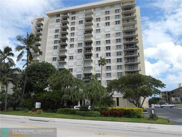 1900 S Ocean Blvd 7J, Pompano Beach, FL 33062 (#F10262694) :: The Power of 2 | Century 21 Tenace Realty