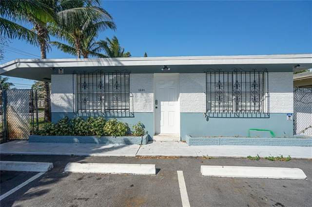 1201 NW 5th Ave, Fort Lauderdale, FL 33311 (MLS #F10262716) :: Castelli Real Estate Services