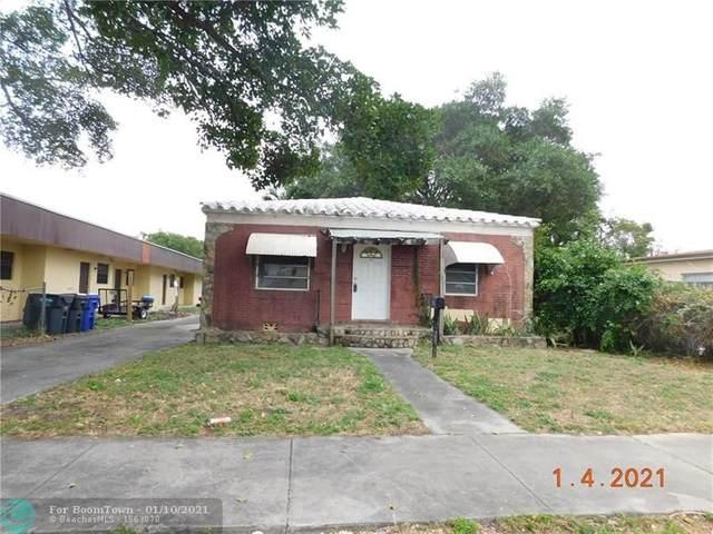2231 Taylor St, Hollywood, FL 33020 (MLS #F10262735) :: Berkshire Hathaway HomeServices EWM Realty