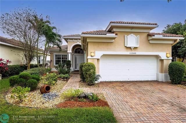 11580 NW 71st Pl, Parkland, FL 33076 (#F10262742) :: Signature International Real Estate