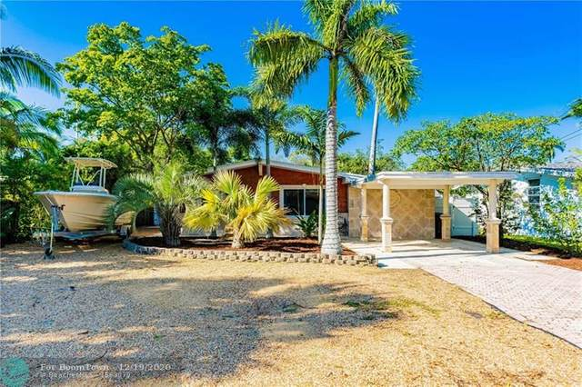 1525 SW 18th Ter, Fort Lauderdale, FL 33312 (MLS #F10262926) :: THE BANNON GROUP at RE/MAX CONSULTANTS REALTY I