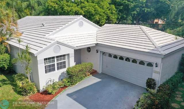 9328 NW 8th Cir, Plantation, FL 33324 (MLS #F10263068) :: THE BANNON GROUP at RE/MAX CONSULTANTS REALTY I