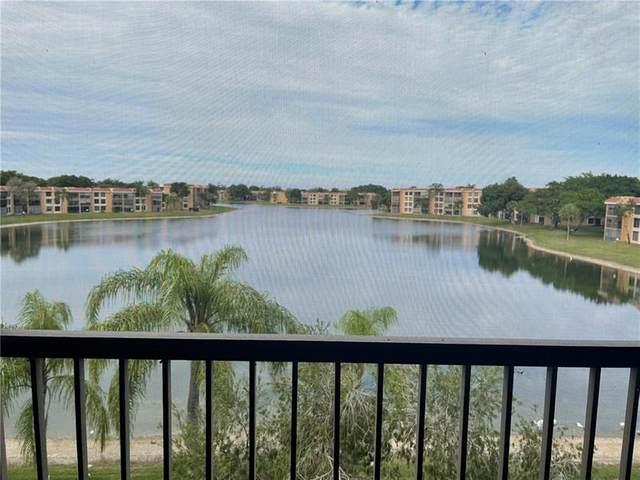 6242 Coral Lake Dr #406, Margate, FL 33063 (MLS #F10263179) :: Dalton Wade Real Estate Group