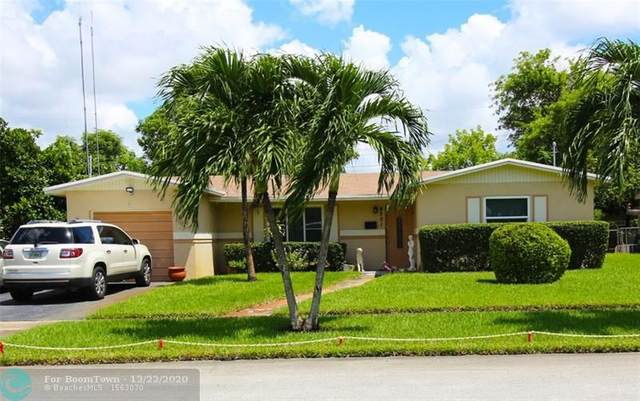 4501 NW 24th St, Lauderhill, FL 33313 (MLS #F10263561) :: THE BANNON GROUP at RE/MAX CONSULTANTS REALTY I