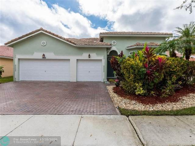 14240 SW 36th Ct, Miramar, FL 33027 (MLS #F10263692) :: THE BANNON GROUP at RE/MAX CONSULTANTS REALTY I