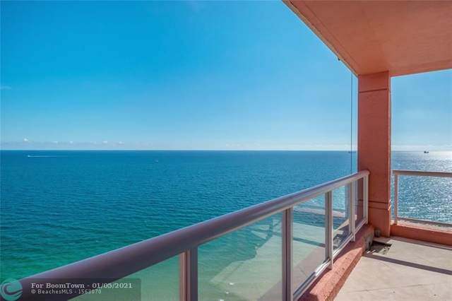 2110 N Ocean Bl 20B, Fort Lauderdale, FL 33305 (#F10263709) :: Signature International Real Estate