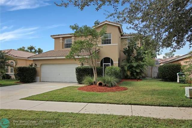 4195 NW 43rd Way, Coconut Creek, FL 33073 (MLS #F10263721) :: THE BANNON GROUP at RE/MAX CONSULTANTS REALTY I