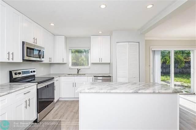 3440 NE 10th  Terrace, Pompano Beach, FL 33064 (MLS #F10263818) :: Laurie Finkelstein Reader Team