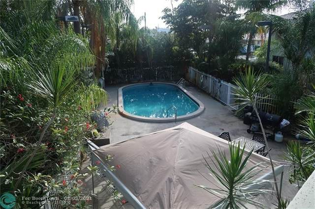 1423 Holly Heights Dr #6, Fort Lauderdale, FL 33304 (MLS #F10264152) :: Green Realty Properties