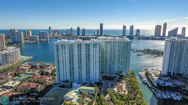 3201 NE 183rd St #1204, Aventura, FL 33160 (MLS #F10264240) :: Green Realty Properties
