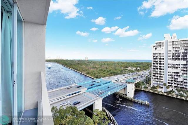 2670 E Sunrise Blvd #1126, Fort Lauderdale, FL 33304 (MLS #F10264353) :: Green Realty Properties