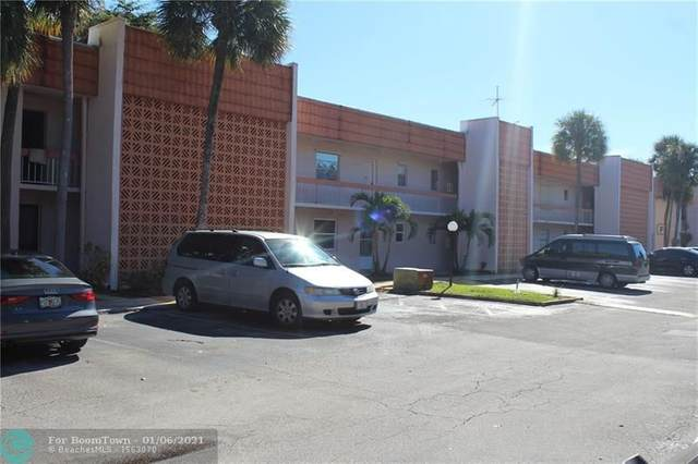 7610 Stirling Rd 204 D, Hollywood, FL 33024 (MLS #F10264533) :: Castelli Real Estate Services