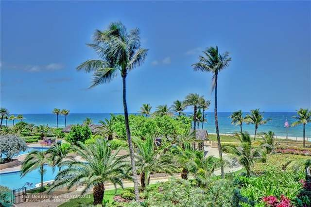4900 N Ocean Blvd #404, Lauderdale By The Sea, FL 33308 (#F10264550) :: Realty One Group ENGAGE