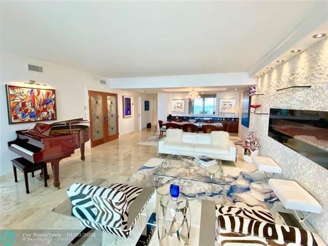2110 N Ocean Blvd 18D, Fort Lauderdale, FL 33305 (MLS #F10264650) :: Castelli Real Estate Services