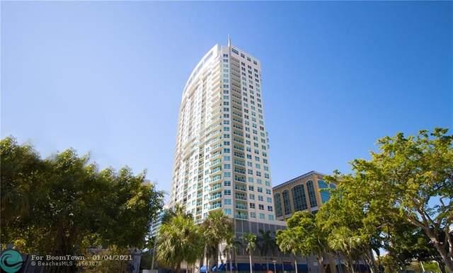 350 SE 2nd St #2680, Fort Lauderdale, FL 33301 (MLS #F10264828) :: Green Realty Properties