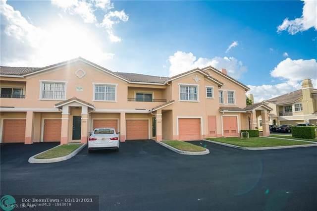 1004 Belmont Ln, North Lauderdale, FL 33068 (MLS #F10264930) :: Green Realty Properties