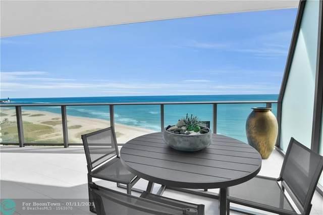 730 N Ocean Blvd #1202, Pompano Beach, FL 33062 (MLS #F10264991) :: Green Realty Properties