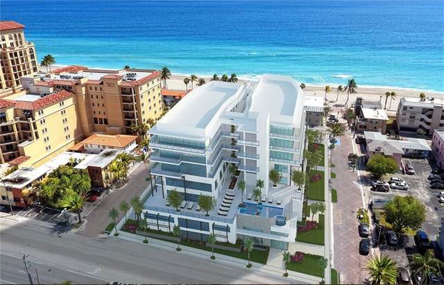 3319 N Ocean Dr Th4, Hollywood, FL 33019 (#F10264996) :: The Rizzuto Woodman Team