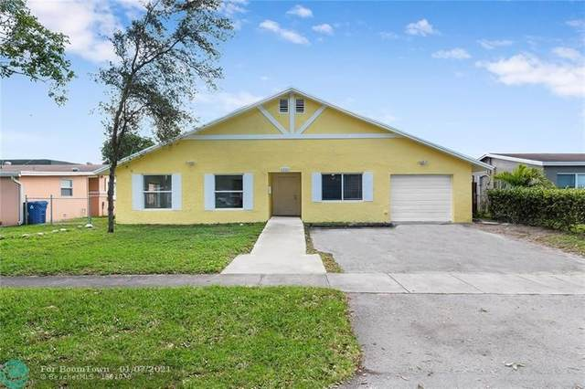 6260 NW 12th St, Sunrise, FL 33313 (MLS #F10265085) :: THE BANNON GROUP at RE/MAX CONSULTANTS REALTY I