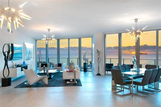 701 N Fort Lauderdale Beach #601, Fort Lauderdale, FL 33304 (#F10265247) :: Baron Real Estate