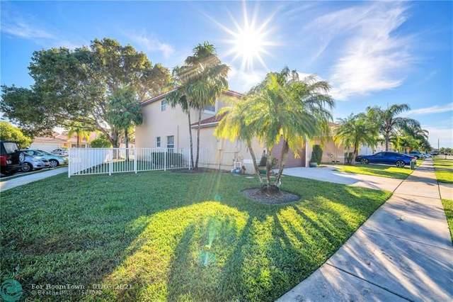 1317 SW 181st Ave, Pembroke Pines, FL 33029 (MLS #F10265251) :: Miami Villa Group
