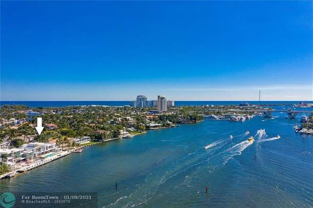 2412 Laguna Dr, Fort Lauderdale, FL 33316 (MLS #F10265277) :: Berkshire Hathaway HomeServices EWM Realty