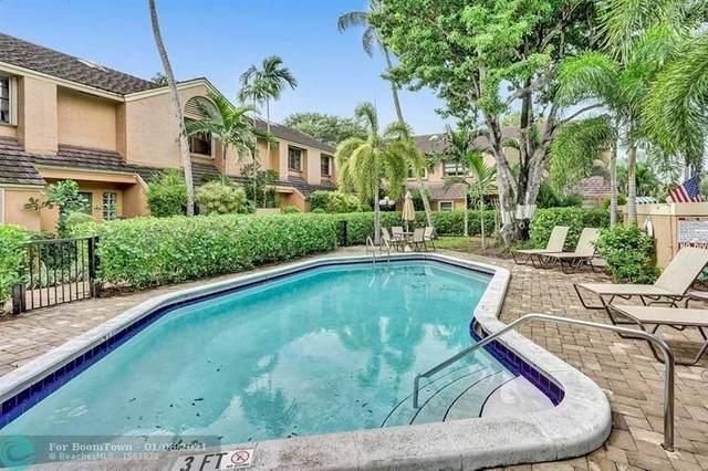 700 SE 14th St J, Fort Lauderdale, FL 33316 (MLS #F10265401) :: Green Realty Properties