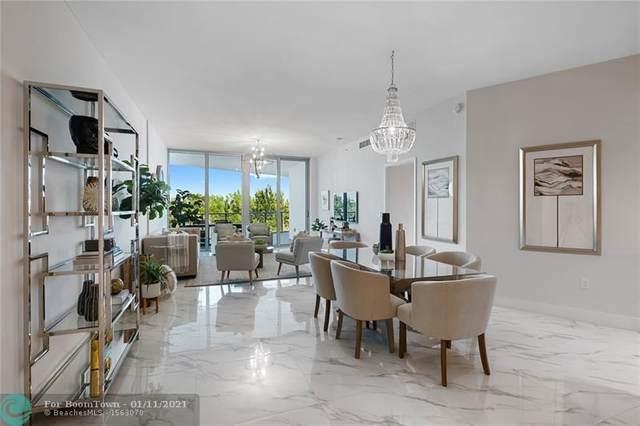 701 N Fort Lauderdale Beach Blvd #404, Fort Lauderdale, FL 33304 (MLS #F10265433) :: Berkshire Hathaway HomeServices EWM Realty