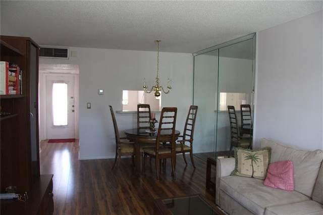 5171 W Oakland Park Blvd #206, Lauderdale Lakes, FL 33313 (#F10265449) :: Baron Real Estate