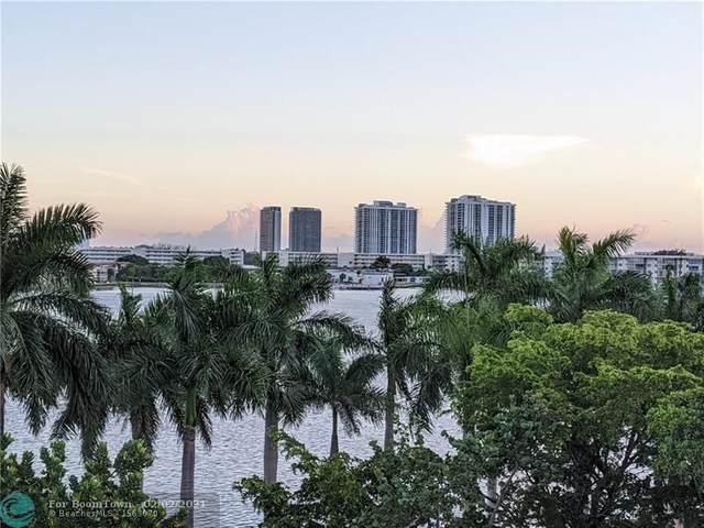 2851 NE 183rd St #514, Aventura, FL 33160 (MLS #F10265473) :: Green Realty Properties