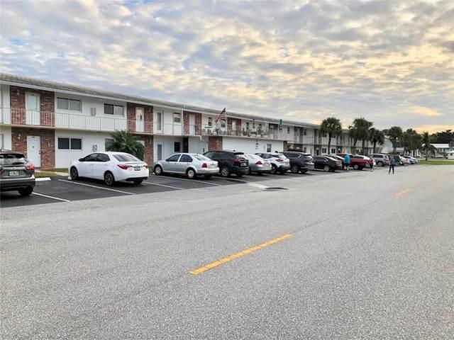 2650 W Golf Blvd #160, Pompano Beach, FL 33064 (MLS #F10265548) :: The Paiz Group