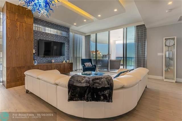920 Intracoastal Dr #1201, Fort Lauderdale, FL 33304 (#F10265572) :: Signature International Real Estate