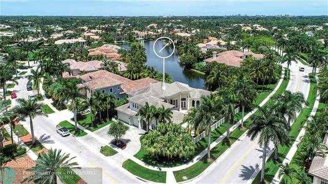 590 Coconut Palm Ter, Plantation, FL 33324 (MLS #F10265639) :: Castelli Real Estate Services