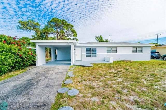 558 W Melrose Cr, Fort Lauderdale, FL 33312 (MLS #F10265644) :: THE BANNON GROUP at RE/MAX CONSULTANTS REALTY I