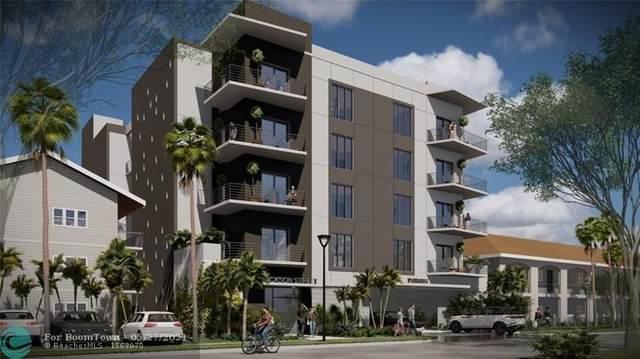 1936 Jackson St #503, Hollywood, FL 33020 (#F10265645) :: DO Homes Group