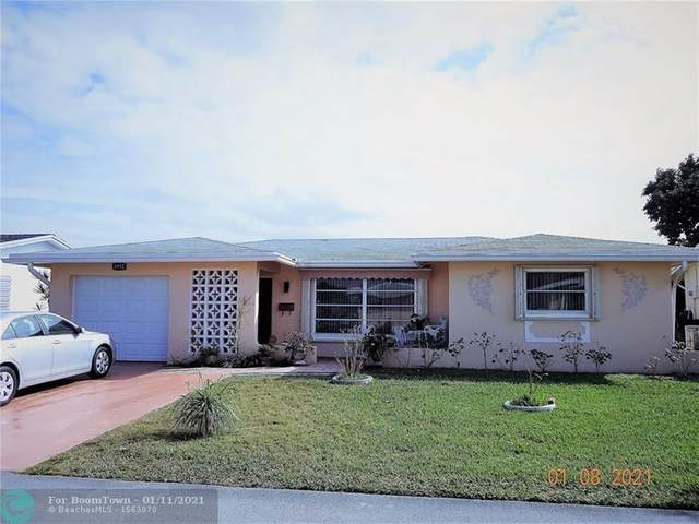 4952 NW 48th Ave, Tamarac, FL 33319 (MLS #F10265886) :: THE BANNON GROUP at RE/MAX CONSULTANTS REALTY I