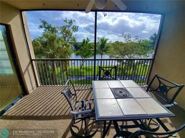 2206 S Cypress Bend Dr #305, Pompano Beach, FL 33069 (MLS #F10265940) :: Green Realty Properties