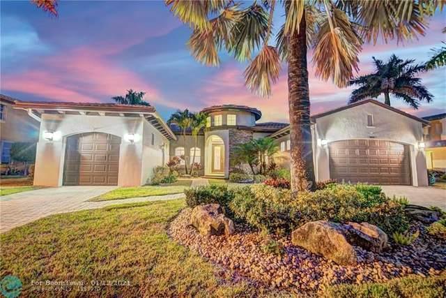 7838 NW 111th Way, Parkland, FL 33076 (#F10265944) :: Signature International Real Estate