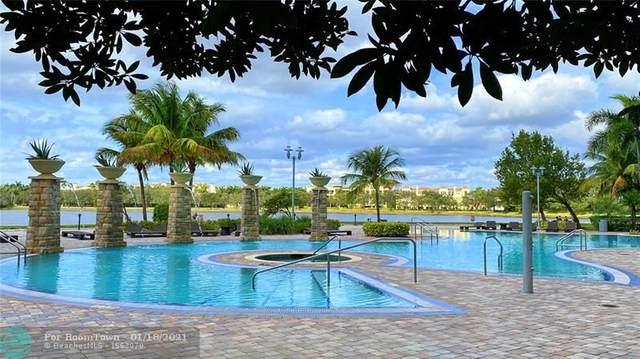 2641 N Flamingo Rd 1708N, Sunrise, FL 33323 (MLS #F10265954) :: Berkshire Hathaway HomeServices EWM Realty